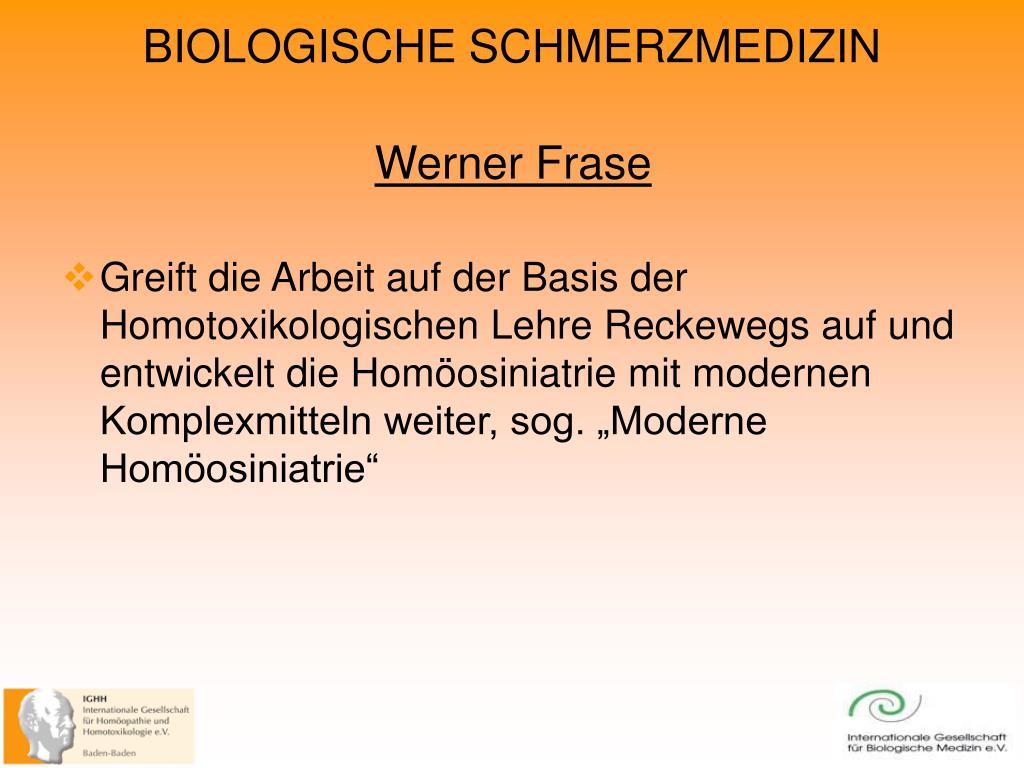 Werner Frase