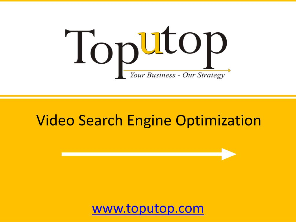Video Search Engine Optimization