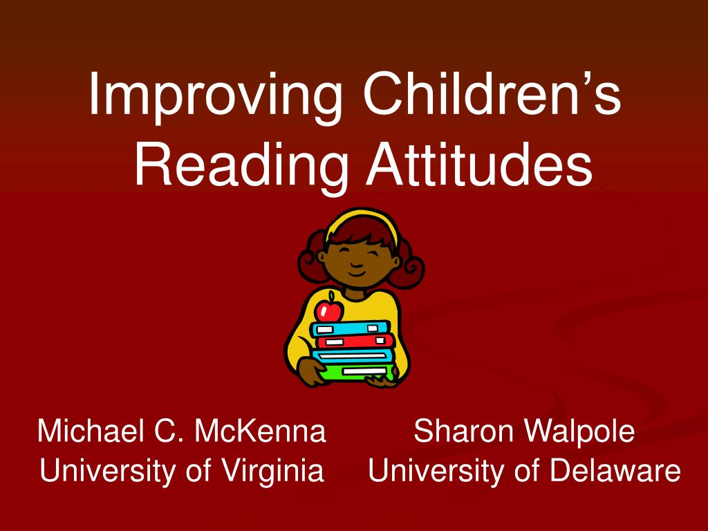 Improving Children's