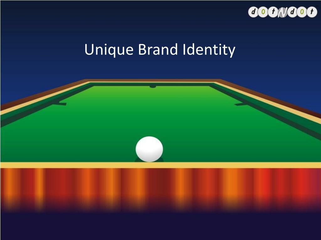 Unique Brand Identity