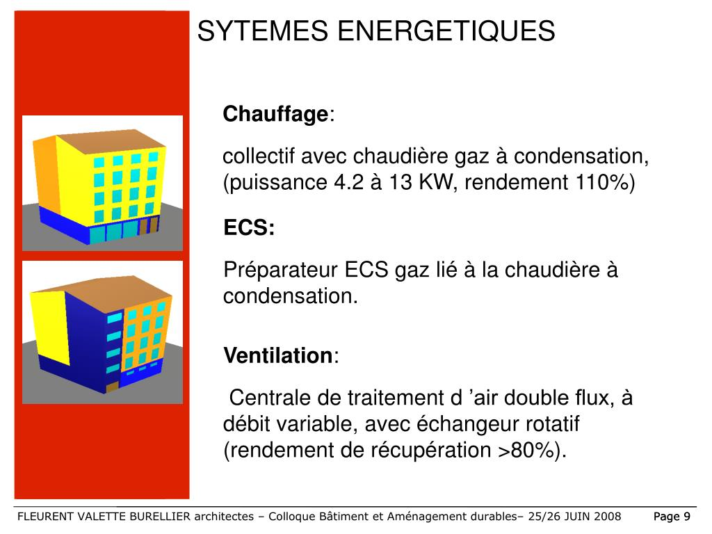 SYTEMES ENERGETIQUES