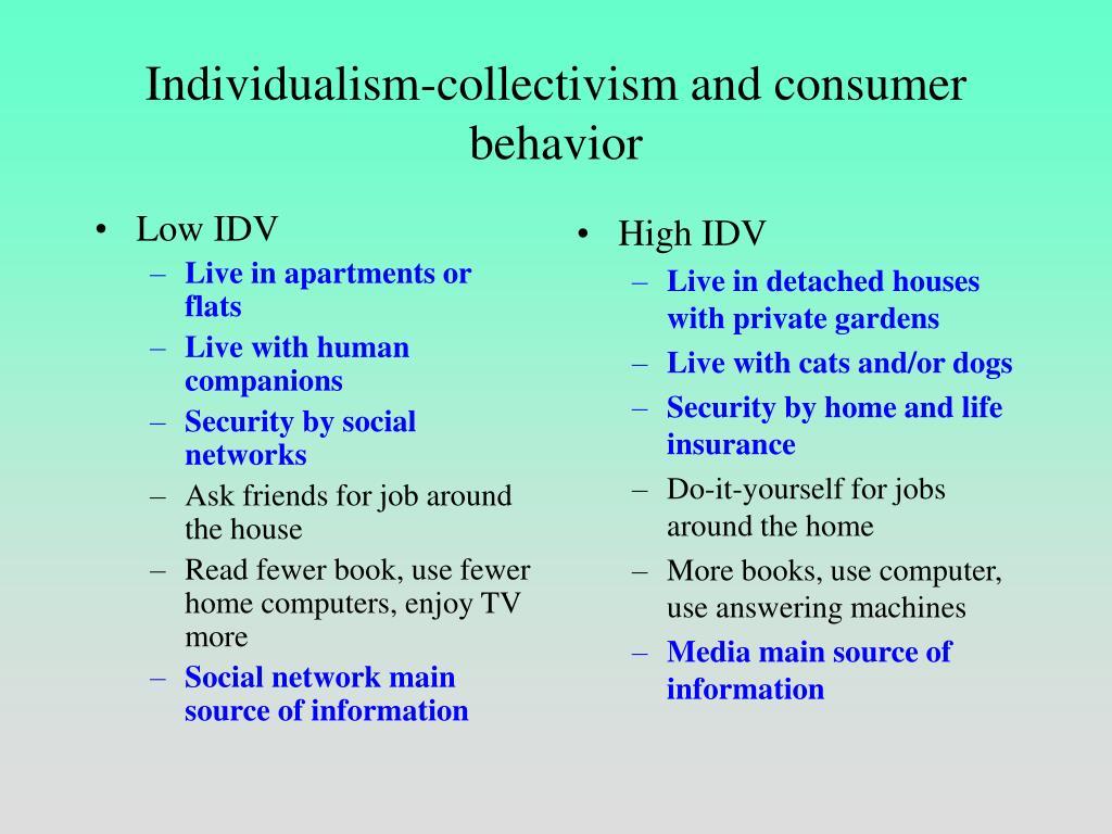 Low IDV