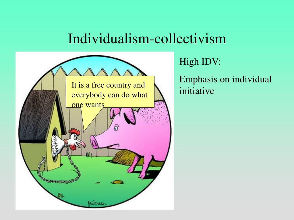 Individualism-collectivism