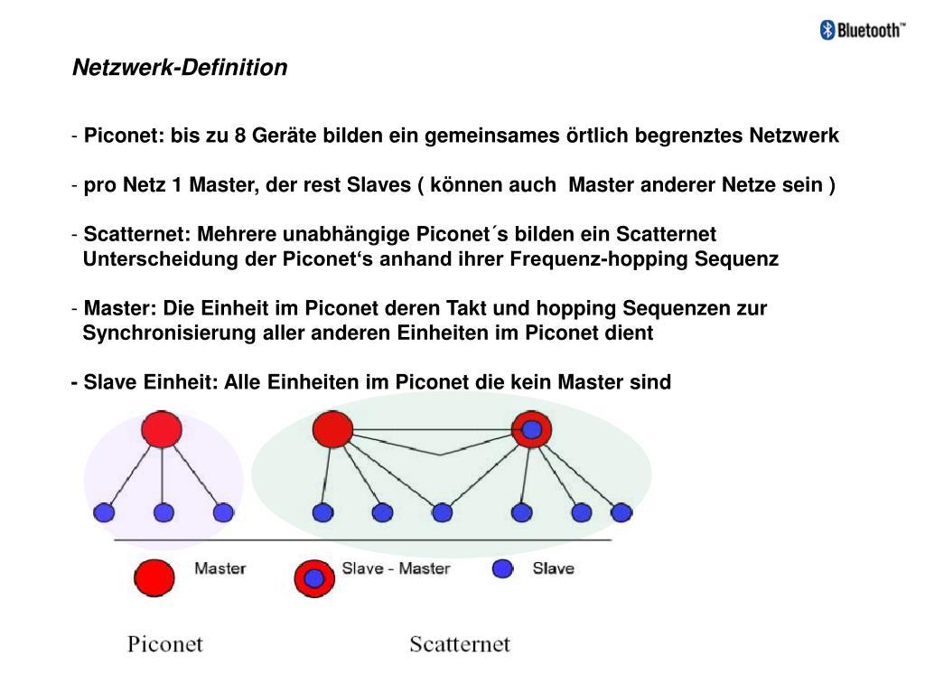 Netzwerk-Definition