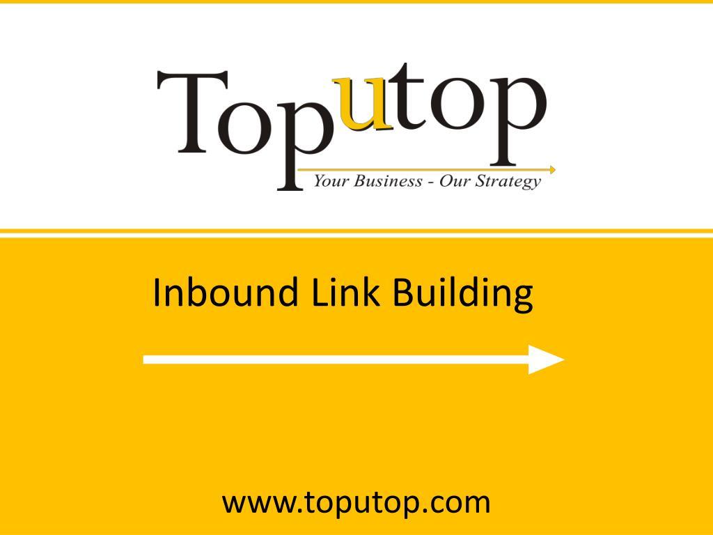 Inbound Link Building