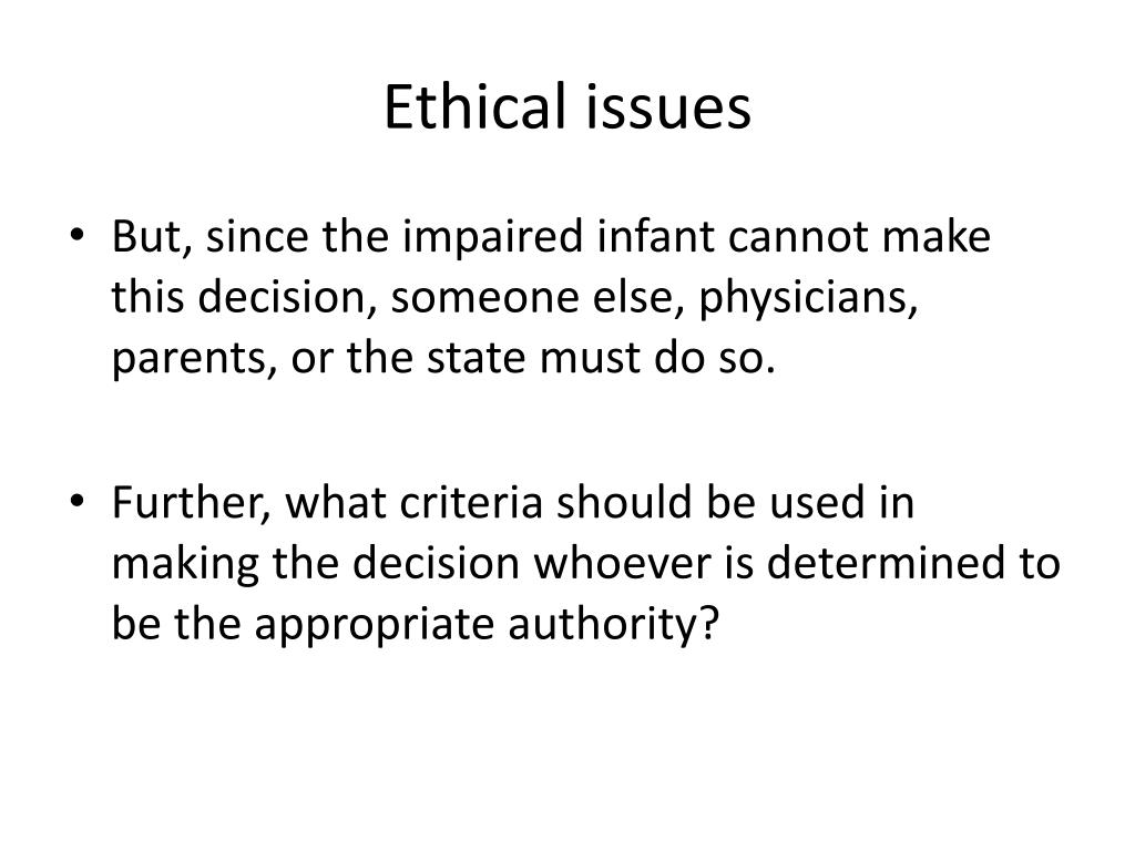 Ethical Issues With Terminating Employees