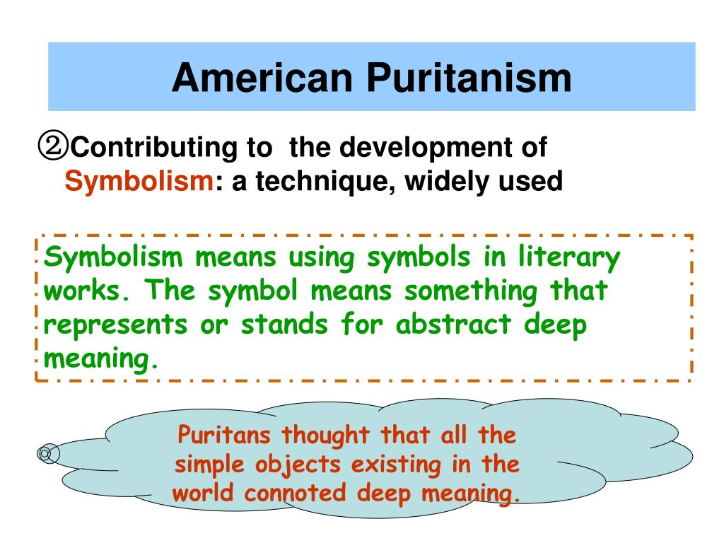 puritans influence on the development of The decline in the power of the church, the growth of protestantism  the all- pervasive influence of the hebrew bible on the puritan world view.