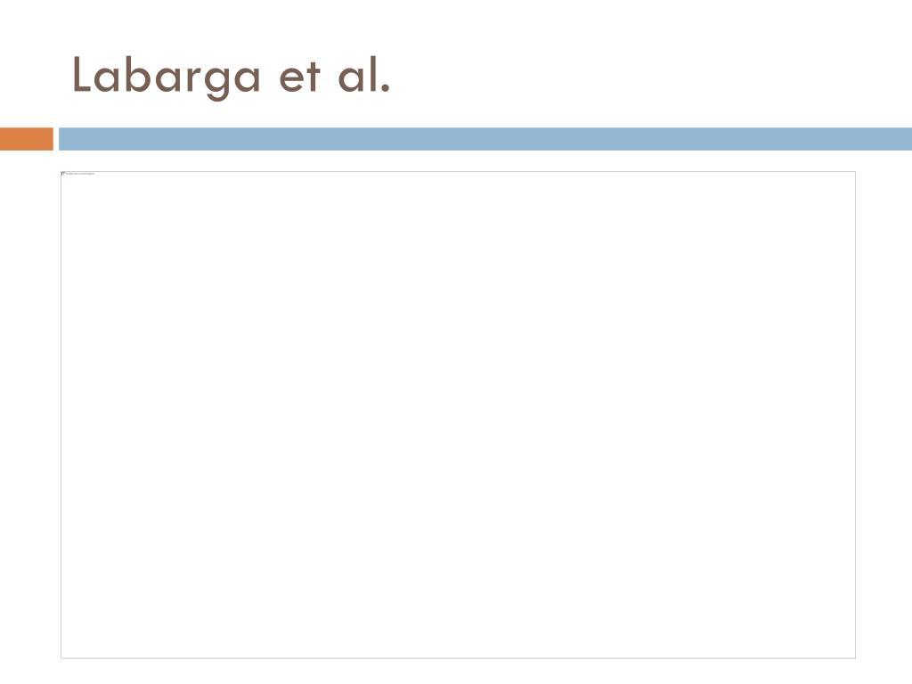 Labarga et al.