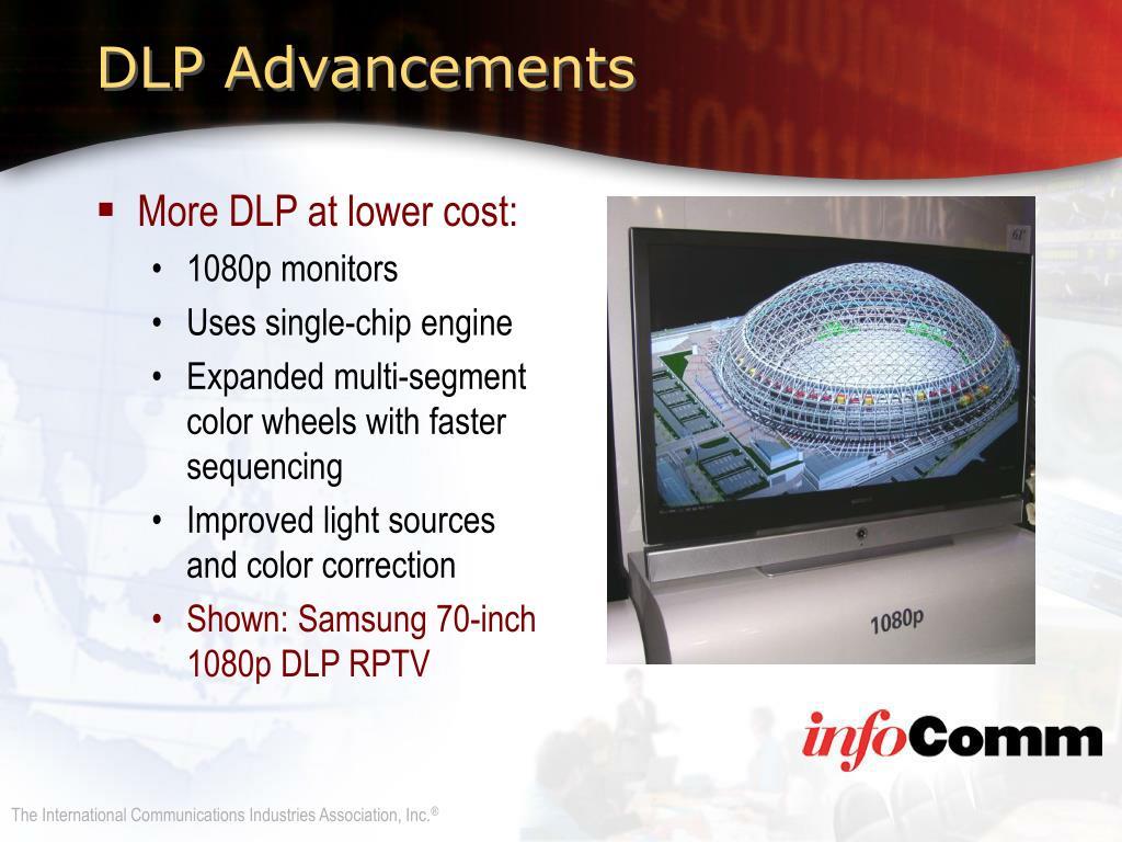 DLP Advancements