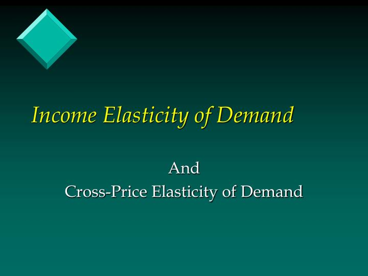 Income elasticity of demand l.jpg