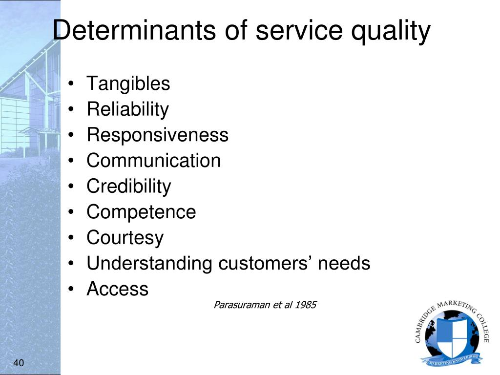 the service quality of ritz carlton hotel marketing essay Innovative marketing mix on the performance of hospitality industry  attitude of  hotel guests to the hotel service quality conducted in 2000 and  pricing  strategies  in particular, the golden standards of hospitality in ritz-carlton  declare.