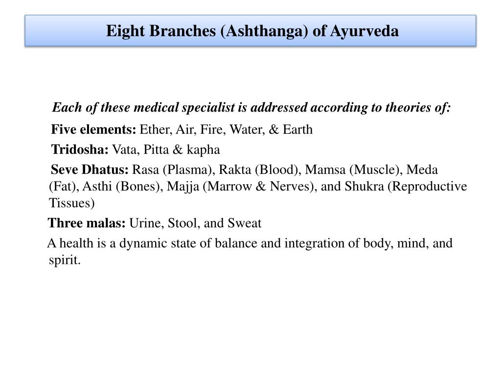 Eight Branches (