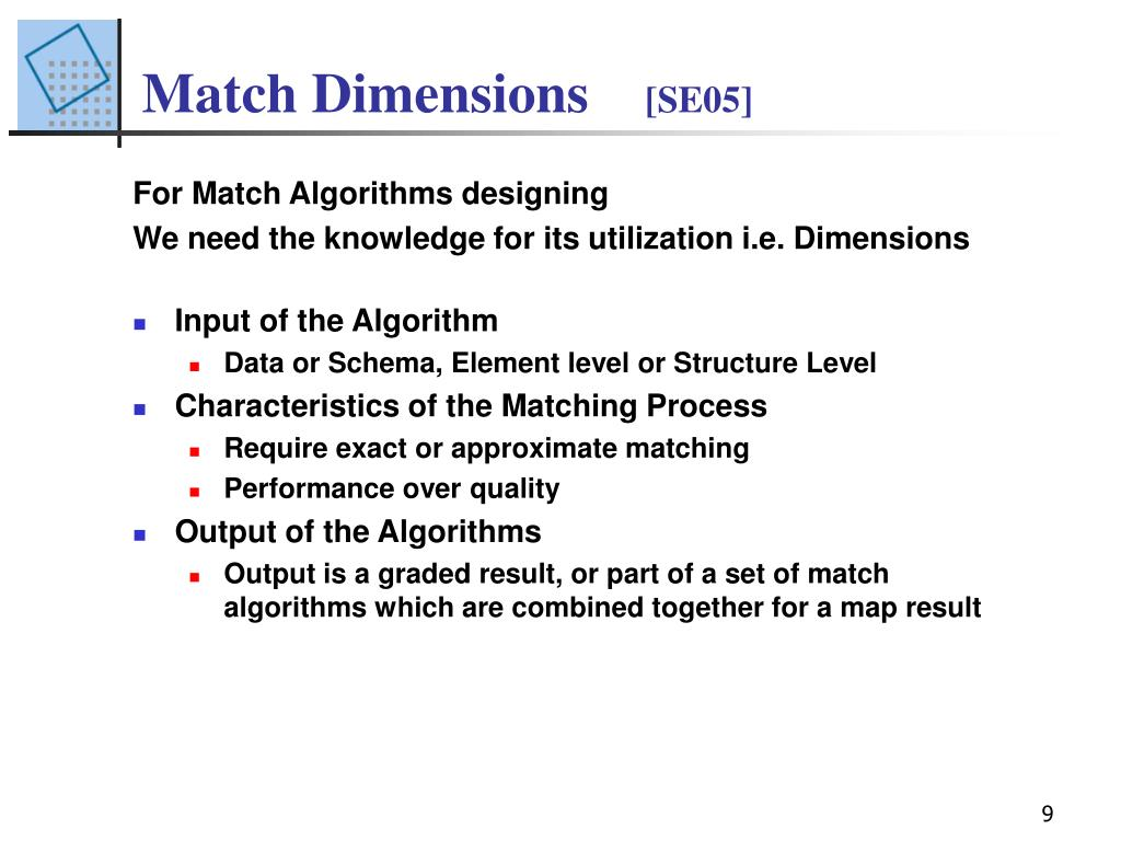 Match Dimensions