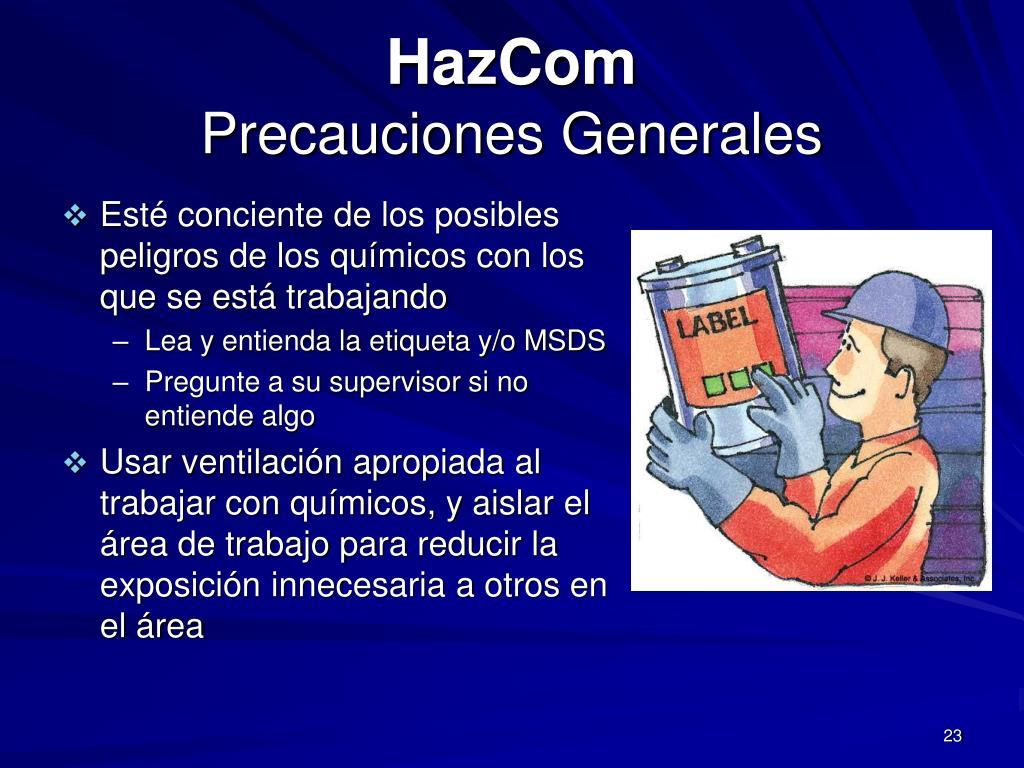 HazCom