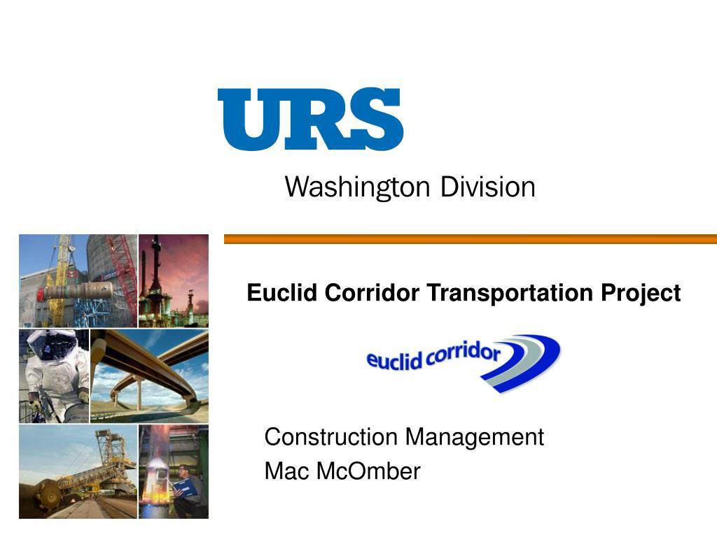 Euclid Corridor Transportation Project