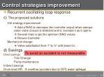 control strategies improvement37