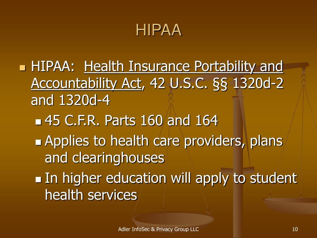 HIPAA
