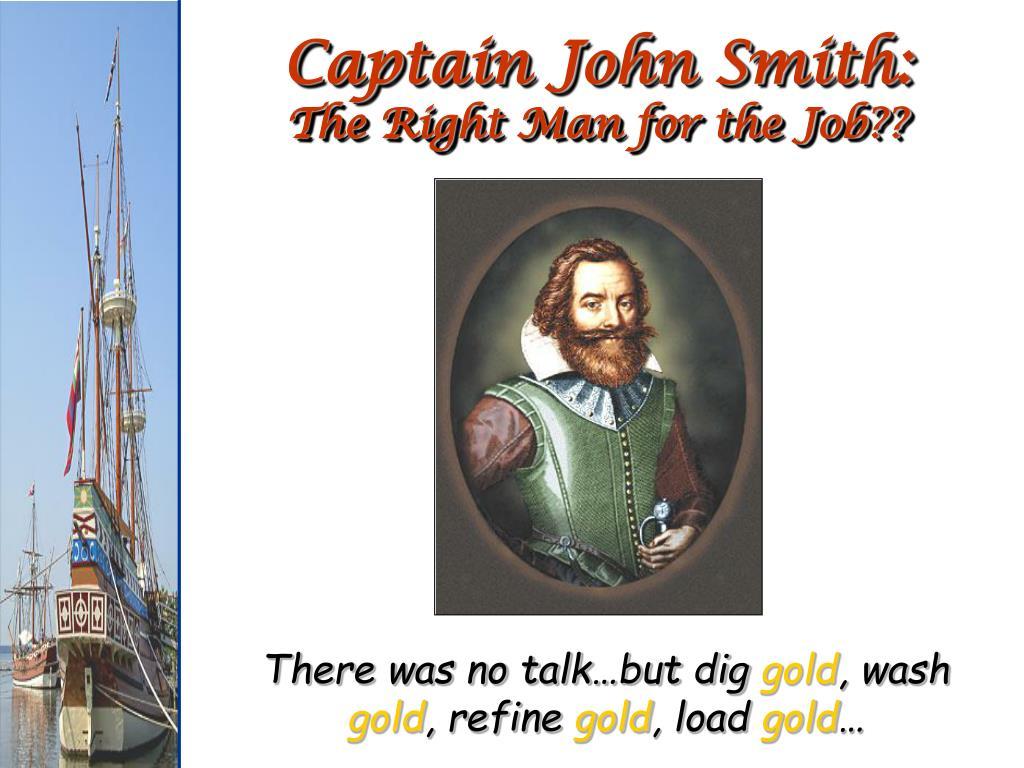 Captain John Smith: