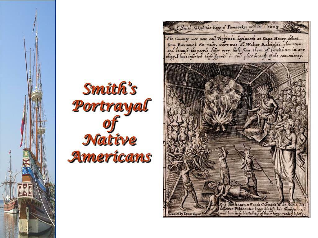 Smith's Portrayal