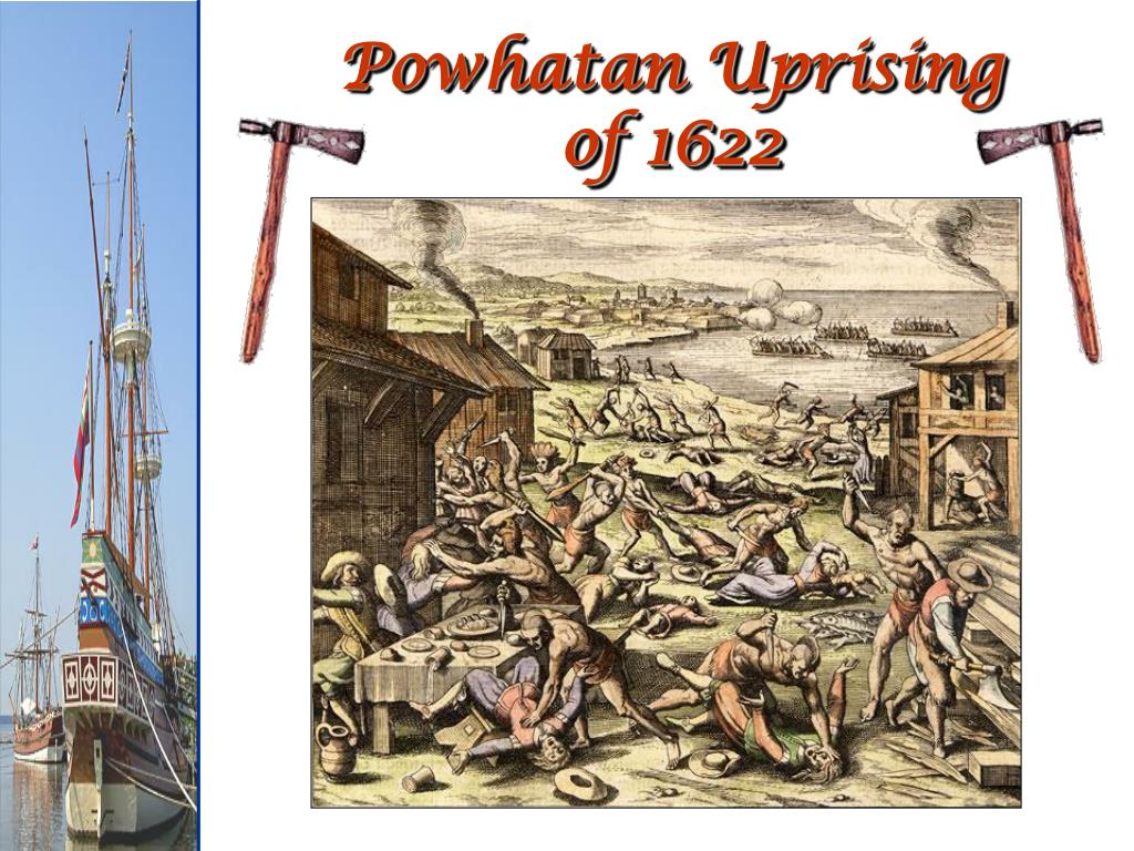 Powhatan Uprising