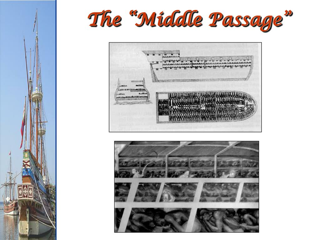 "The ""Middle Passage"""