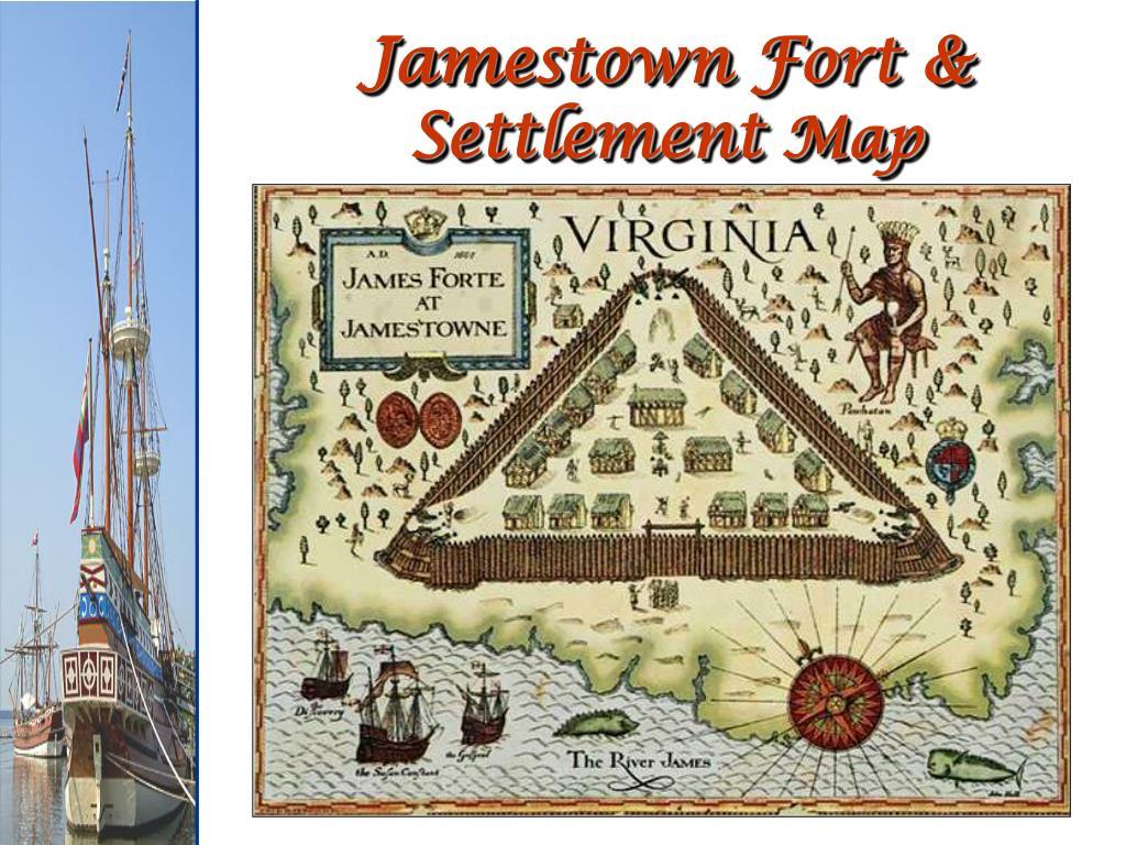 Jamestown Fort & Settlement