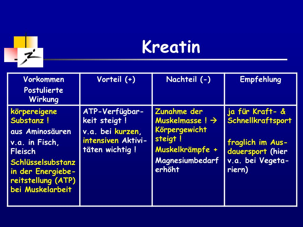 Kreatin