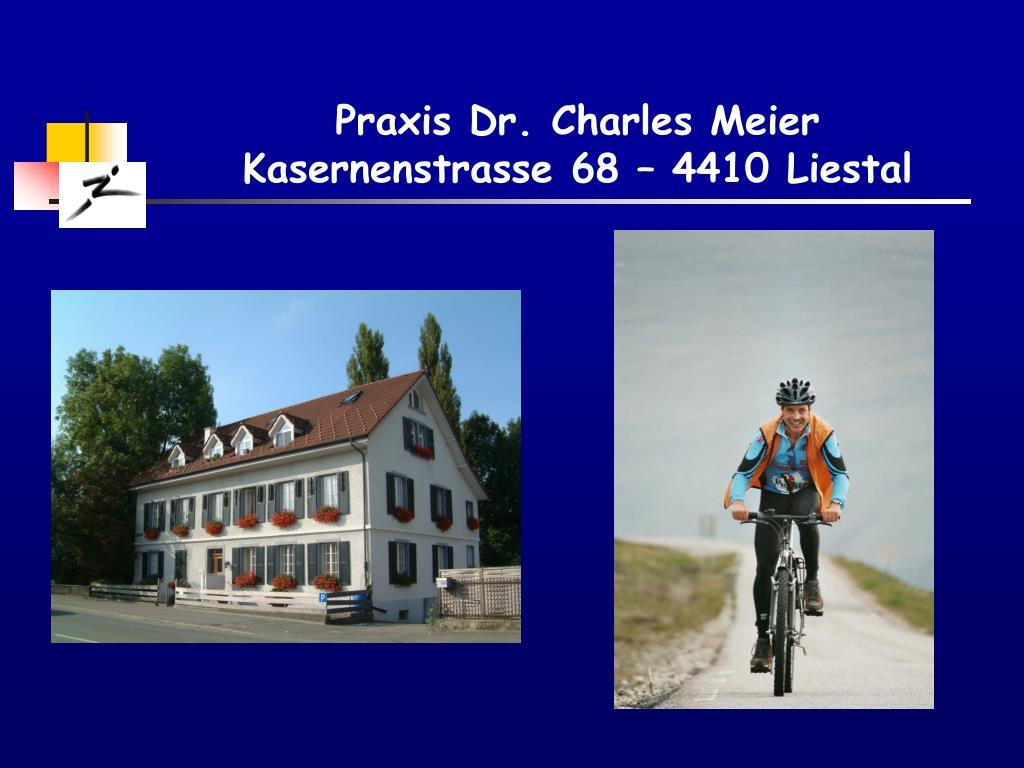 Praxis Dr. Charles Meier