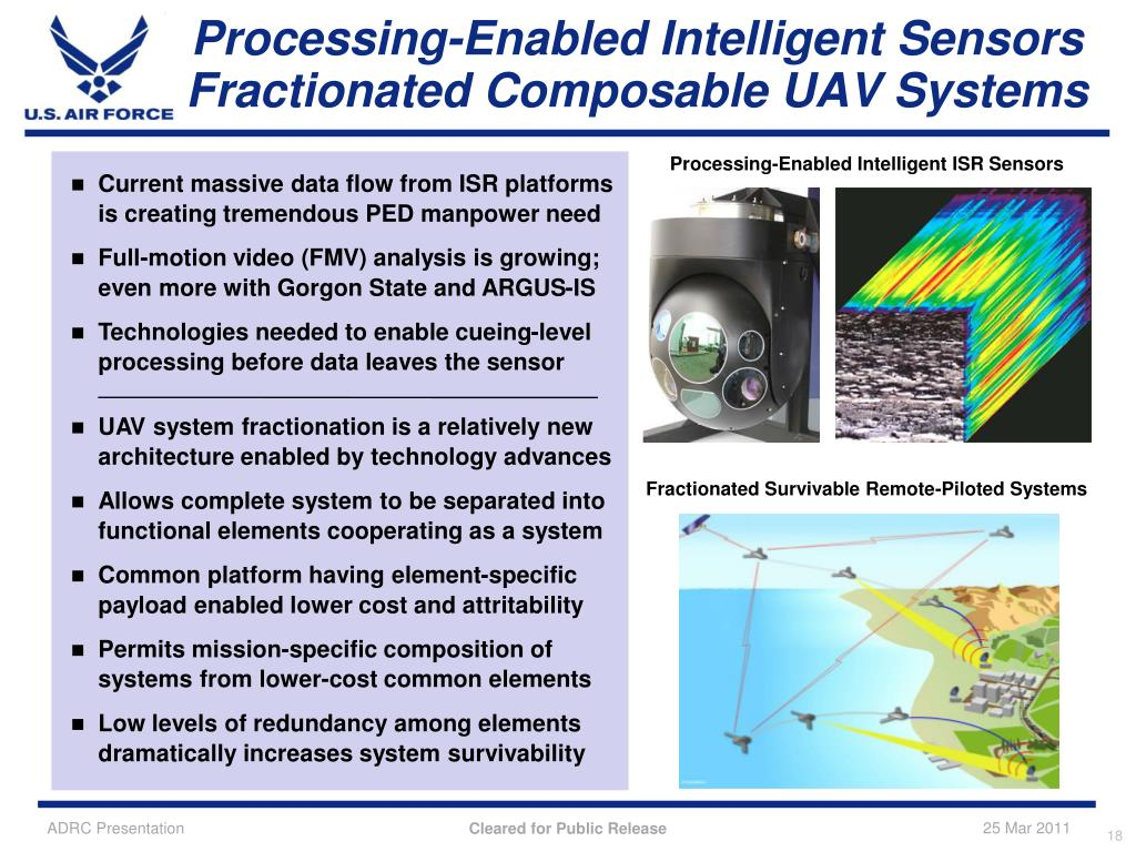 Processing-Enabled Intelligent Sensors