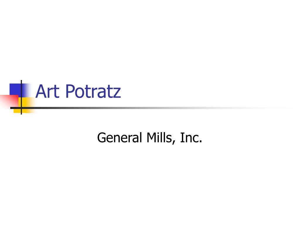 Art Potratz
