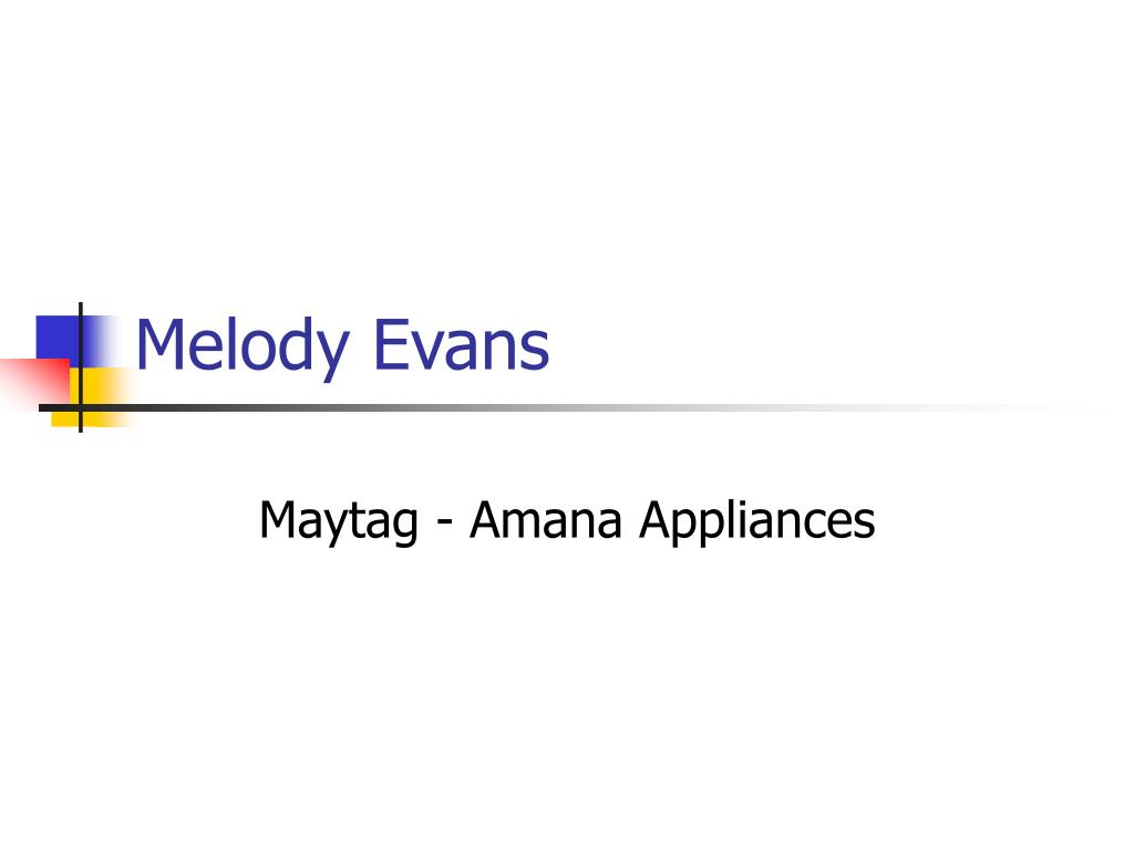 Melody Evans