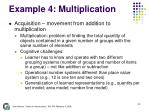 example 4 multiplication