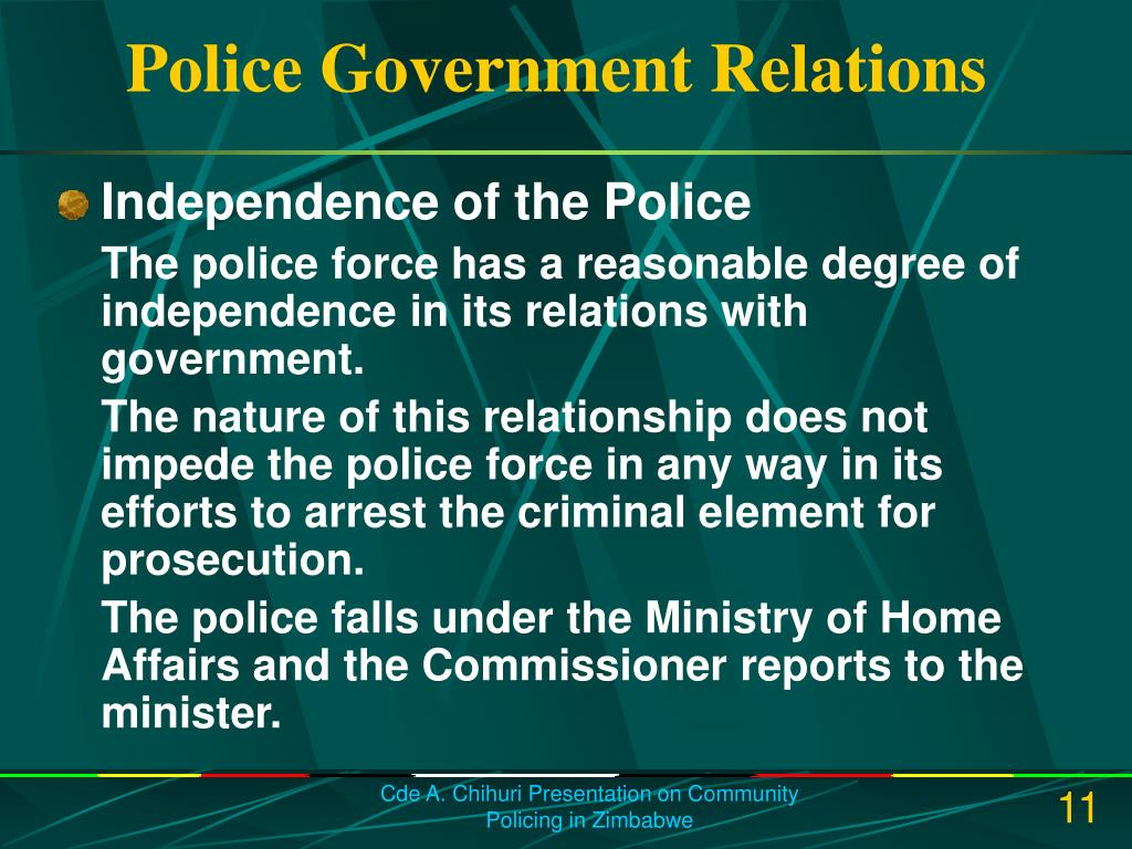 contemporary police relation A police officer witnessed three men pacing in front of a jewelry store and  claiming that the frisk violated their fourth amendment right against unlawful.