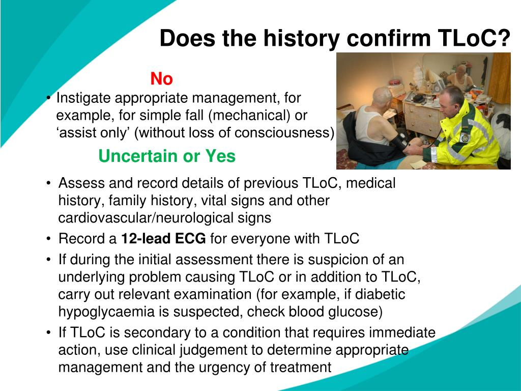 Does the history confirm TLoC?