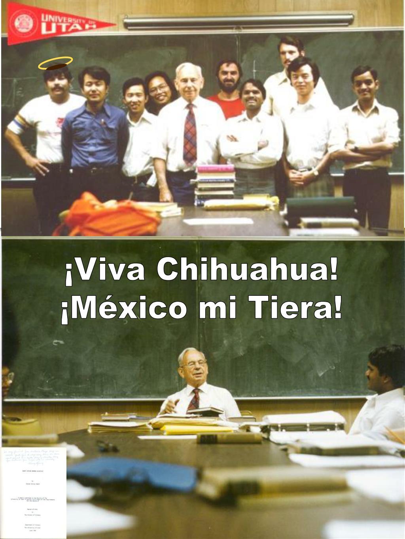¡Viva Chihuahua!