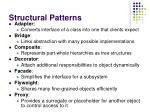 structural patterns12