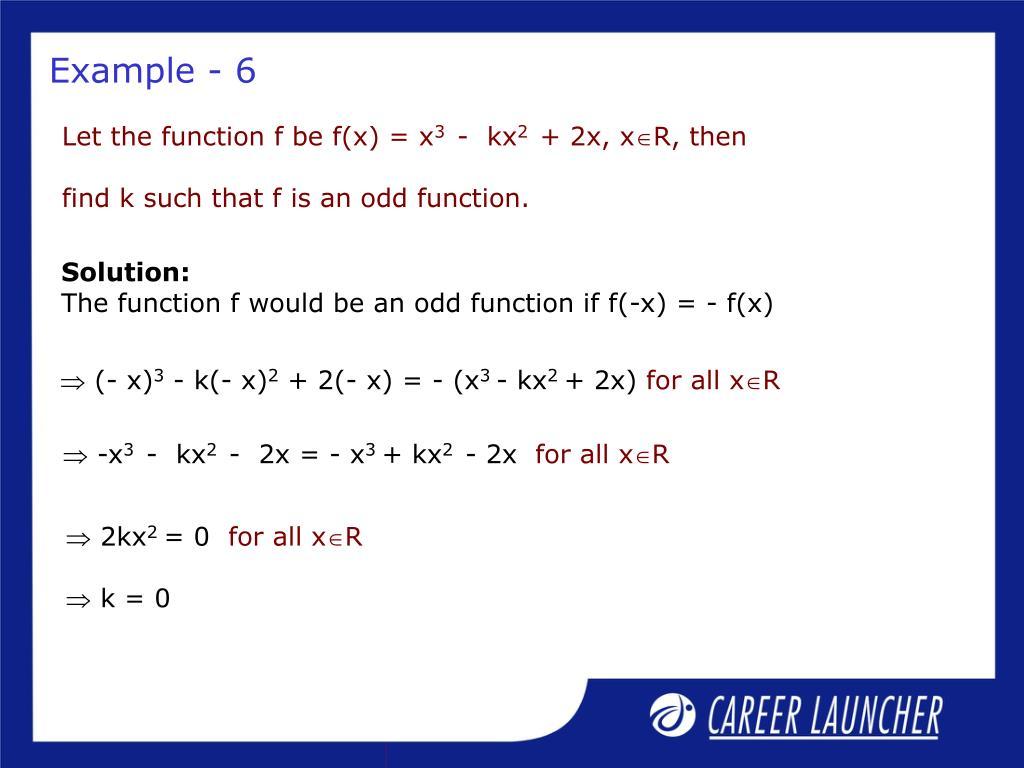 Example - 6
