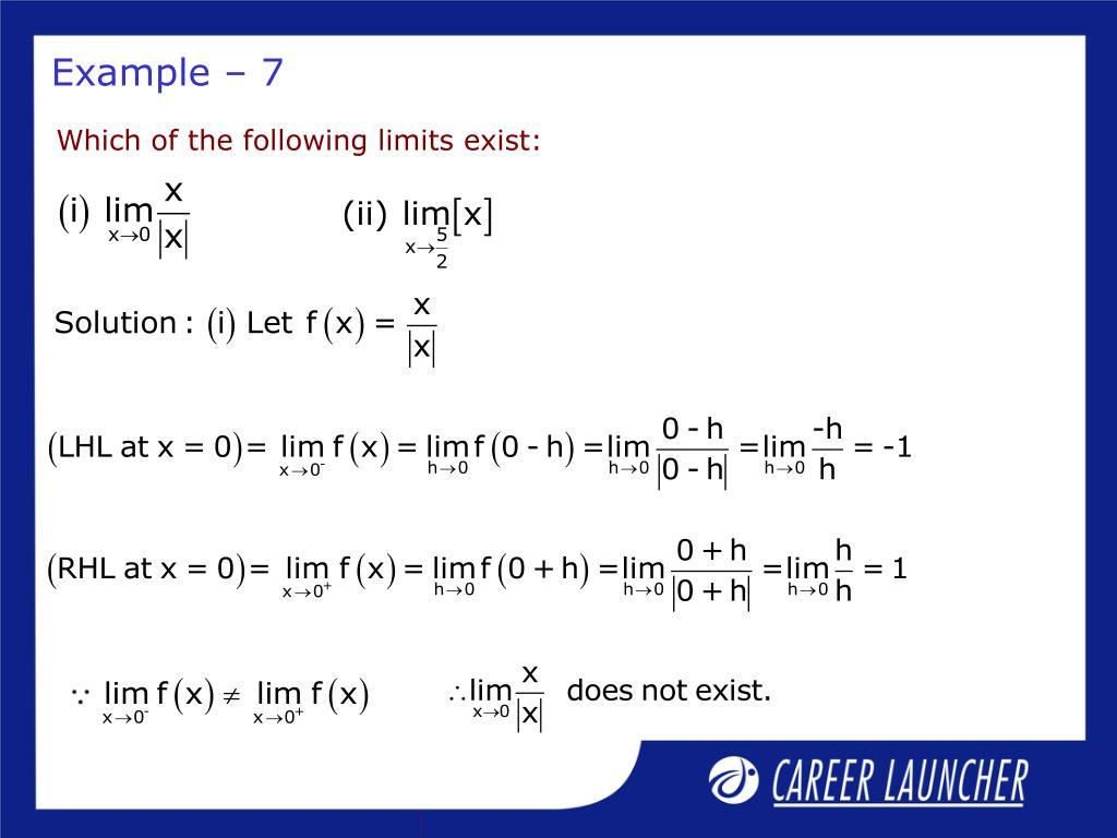 Example – 7