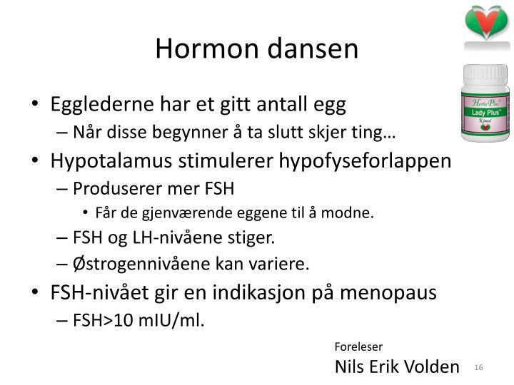 Hormon dansen