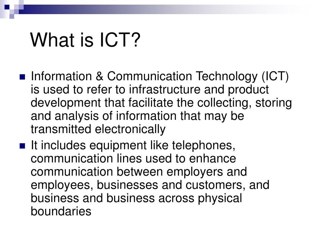 the impact of ict across the The impact of ict on society i will the website will allow easy access for information to people across the i am going to research how supermarkets use ict to.