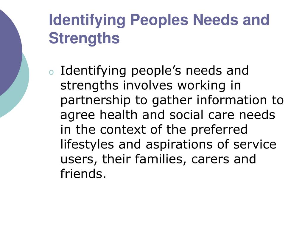 Identifying unmet health needs in older people: comprehensive screening is not the answer