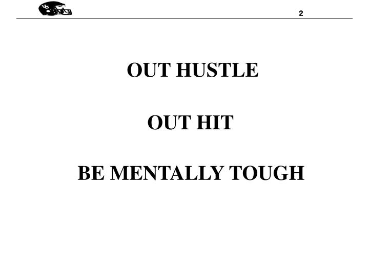 OUT HUSTLE