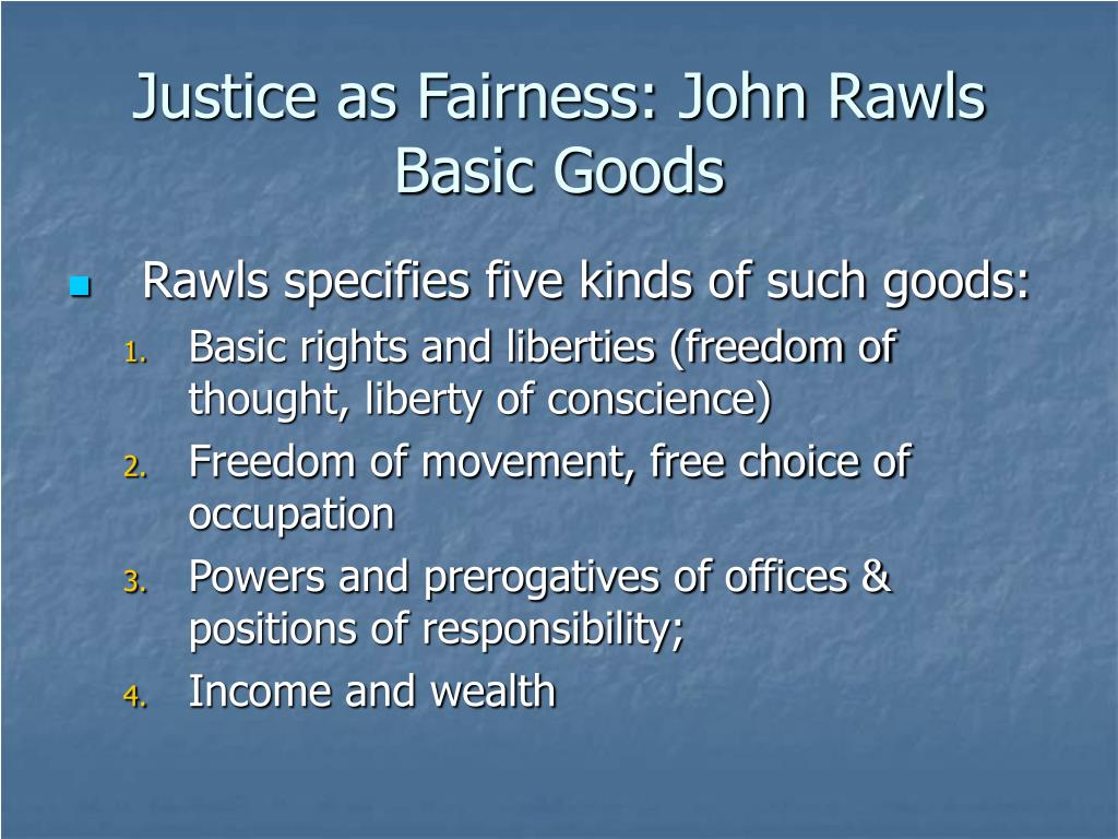a review of john rawls justice as fairness Read justice as fairness - a restatement book reviews & author details and  more at  john rawls offers a broad overview of his main lines of thought and  also.