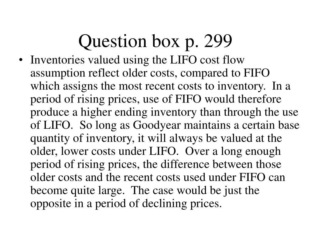 Question box p. 299