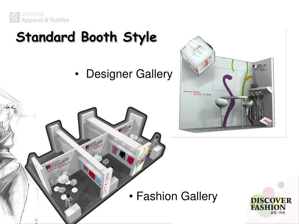 Standard Booth Style
