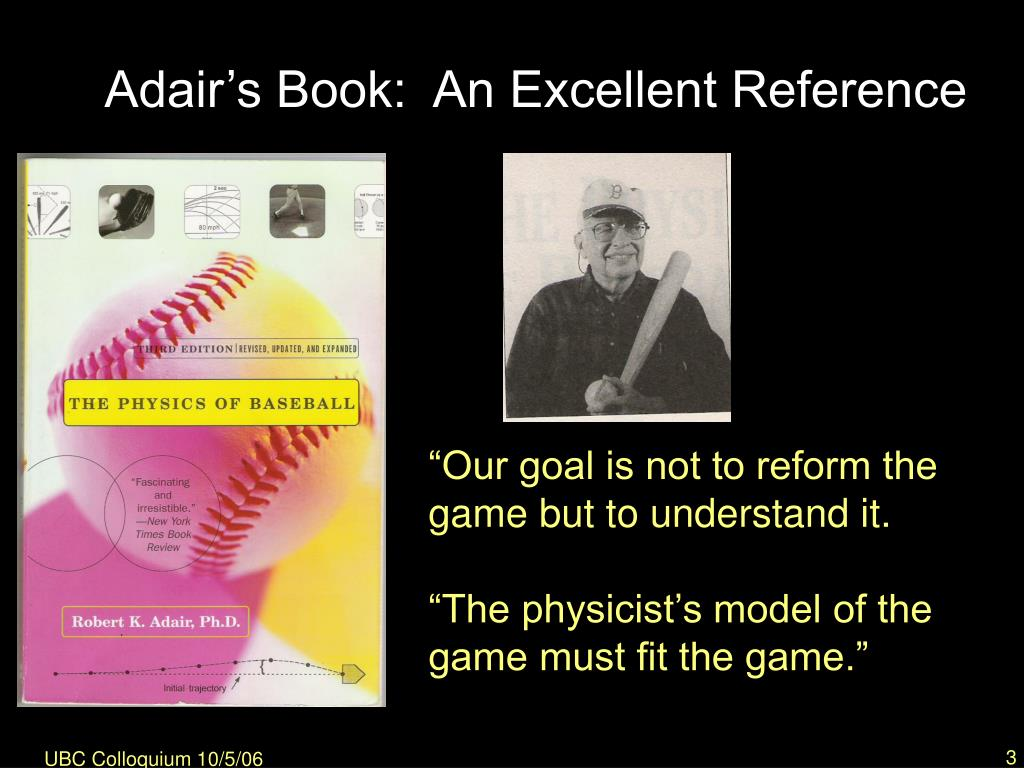 Adair's Book:  An Excellent Reference