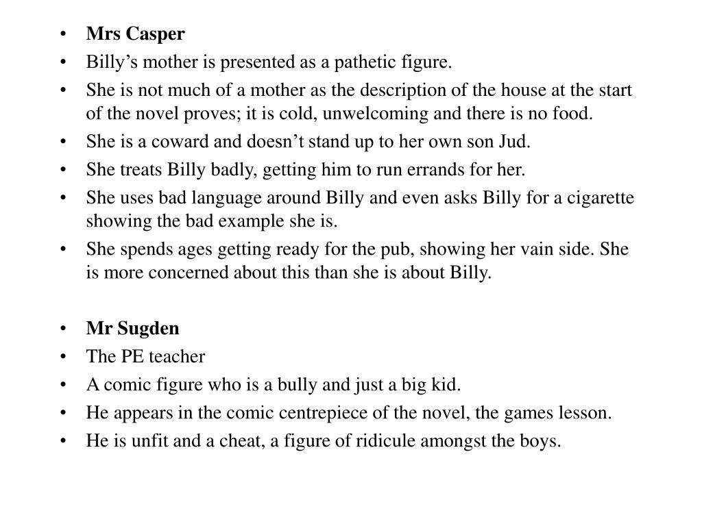 Mrs Casper