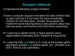 research methods38