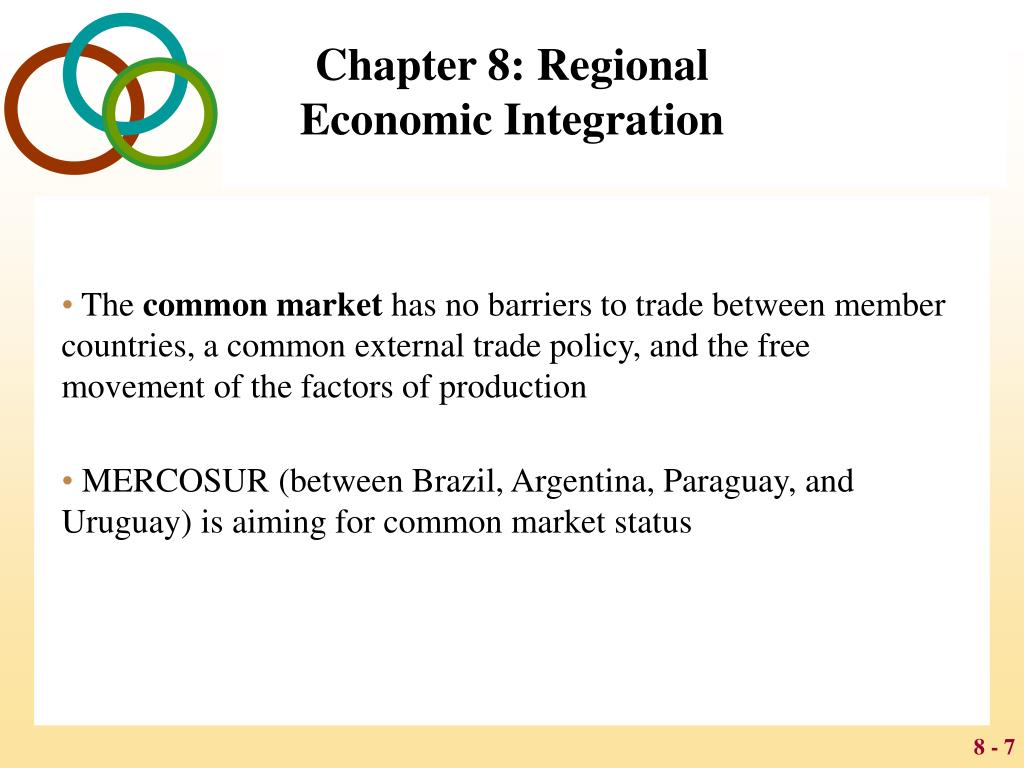 difference between common market and custom union - taxation and customs union since the completion of the internal market, goods can circulate freely between member states the 'common customs tariff' (cct) therefore applies to the import of goods across the external borders of the eu.