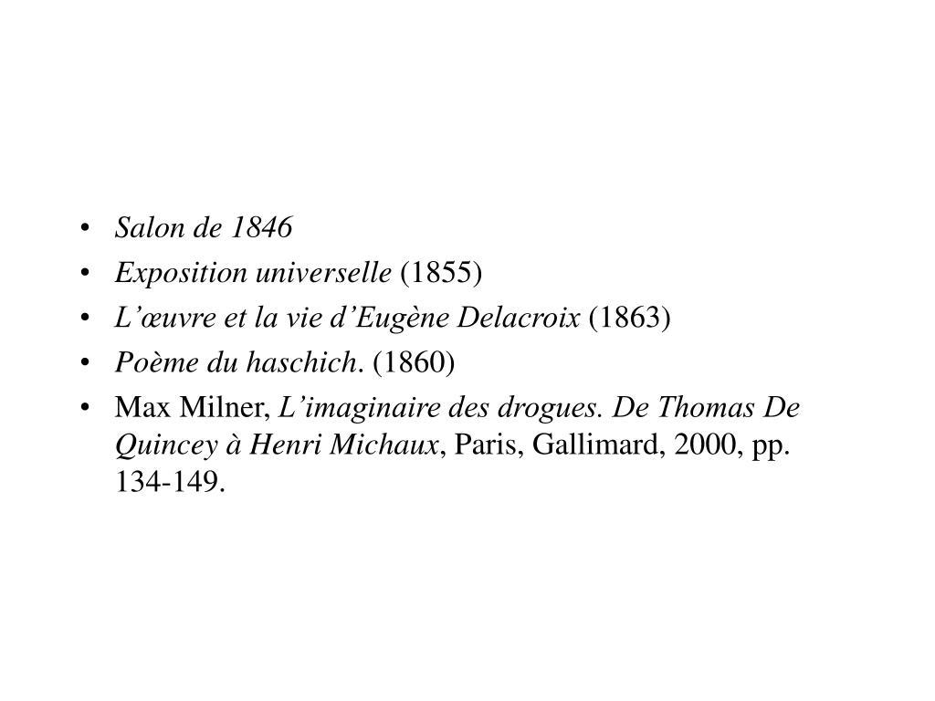 Salon de 1846